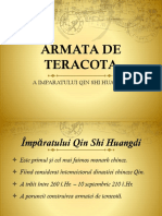 Armata de Teracota - Lucia Negrut