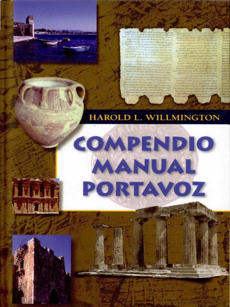 compendio manual portavoz harold l willmington pdf gratis
