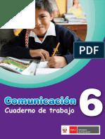 Comunicación 6 cuaderno de trabajo para sexto grado de Educación Primaria 2018.pdf