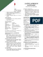 1004 Latex Acrilico Satinado - Hoja Tecnica1