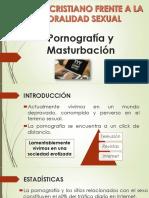 Pornografía y Masturbación