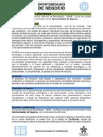 Información Del Programa Multimedia
