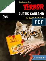 El Gato Que Rie - Curtis Garland