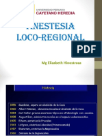 Anestesia Loco-regional