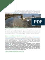 Contaminación de ríos.docx