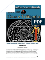 Cruz e Triangulo