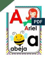 abecedario imprimible