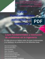 Leyes fundamentales aplicadas en la Ingeniería