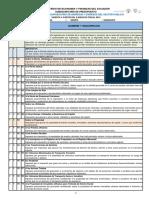 Clasificador Presupuestario de Ingresos y Egresos 2019