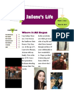 publisher application newsletter mylife