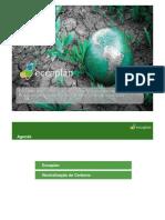 Apresentação Institucional da Empresa Eccaplan e Evento Carbono Neutro