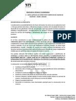 Propuesta Técnica y Económica - Chavin
