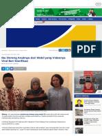 Ibu Dorong Anaknya Dari Mobil Yang Videonya Viral Beri Klarifikasi
