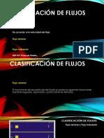 1.2 Clasificación de Los Flujo de Fluidos