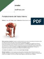Fortalecimiento del Vasto Interno _ El mundo del corredor.pdf
