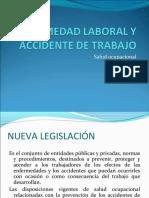 enfermedad laboral y accidente de trabajo