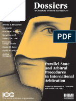 Arbitral Forum Shopping - 263