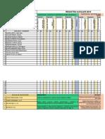 Registro Excel Cenepa 2019