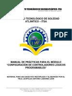 Manual de Prcticas Configuracion de Contoladores Logicos Programables