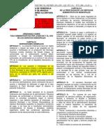 Reforma Parcial en PETRO Ordenanza Sobre Tasas Por Servicios Administrativos Municipales (2)