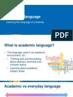 2 Academic Language