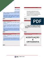 Aula 22 - Curso começando do zero - Língua Portuguesa