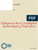Edgar Morin y Jean-Louis Le Moigne - 1999 - Inteligencia de la complejidad.pdf