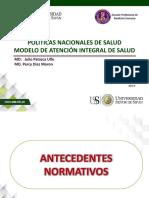Mais y Politicas Salud Peru Uss 2018 i