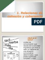 Cohesión y Coherencia Textual Final 2019