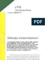 FMEA e FTA