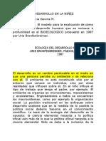 1.LEC Bronfenbrenner Resumen Para Estudio