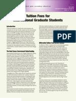 CFS-Fact Sheet-Int Grad Tuition Fees