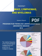 Leukemias, Lymphomas, Myeloma