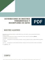 Distribuciones de Muestreo_revA