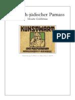 Moritz Goldstein Deutsch-Jüdischer Parnass 1912