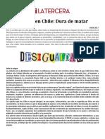 Desigualdad en Chile