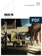 Volvo Fm Product Guide Euro6 Es Es