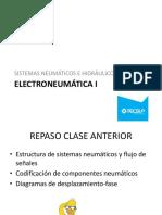 5. Electroneumática I - Accionamiento y Funcion or;And;Enclavamiento C5 - V2 - Alumno
