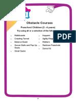 active fun kit activity ideas book