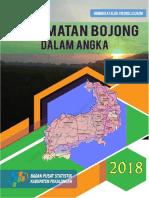 Kecamatan  Dalam Angka 2018