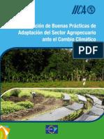 Sistematizacion de Buenas Practicas de Adaptacion Del Sector Agropecuario