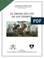 """""""El drama del fin de los tiempos"""" de Dom Emmanuel André O.S.B."""