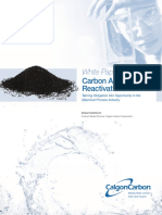 Activated Carbon Adsorption Reactivation