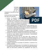 Informe, Control de Plazo y Control de Olbigaciones Contractuales