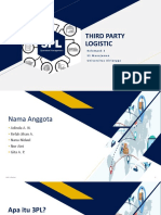 Third Party Logistic