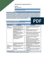 HGE - Planificación Unidad 6 - 4to Grado.docx