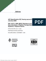 API 6 D PIPE LINE VALVULAS.pdf