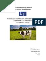 tecnologia del aprovechamiento de subproductos de la matanza de ganado vacuno.docx