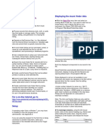 Music Finder View | Text File | Finder (Software)