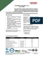 Transmec Synthetic GL-4 75W85